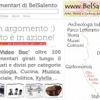 oltre 100 Video Documentari di BelSalento