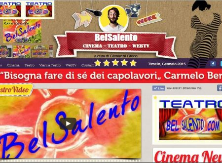 Cinema – Teatro – WebTv in BelSalento