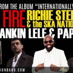 "Nomination nella categoria ""Reggae"" per ""Richie Stephens & The Ska Nation Band"" quando il Salento vince … VINCERA' ANCHE SU HOLLYWOOD"