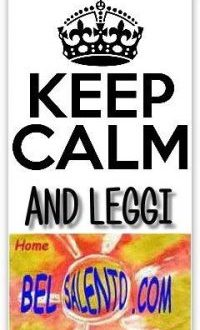 Keep Calm and Leggi BelSalento